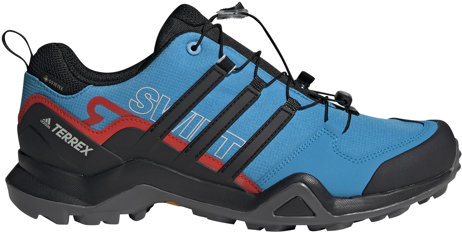 99bef2d54 adidas TERREX Swift R2 GTX Shoes Men blue black at Addnature.co.uk